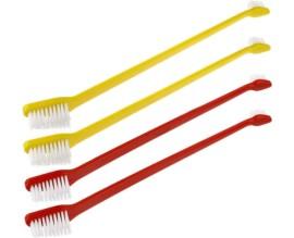 Набор зубных щеток Trixie для собак, 4 шт (2558)