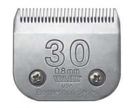 Ножевой блок WAHL #30 (0,8 мм) для роторных машинок (1247-7390)