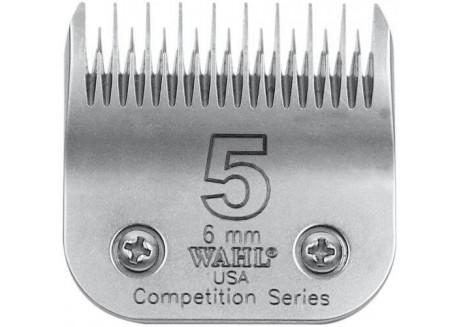 Ножевой блок WAHL #5 (6 мм) филировочный для роторных машинок (1247-7310)