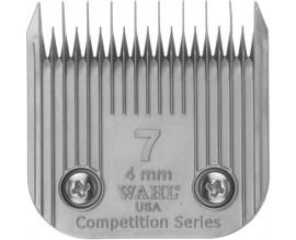 Ножевой блок WAHL #7 (4 мм) филировочный для роторных машинок (1247-7330)