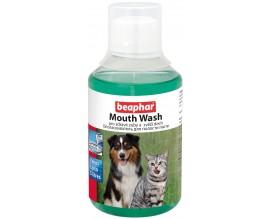 Ополаскиватель полости пасти кошек и собак Beaphar Mouth Wash, 250 мл
