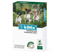 Ошейник антиблошинный для собак Bayer Килтикс малый 35 см