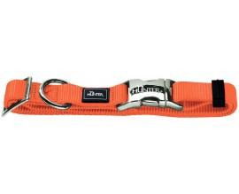 Ошейник для собак Hunter Vario Basic ALU-Strong нейлон оранжевый