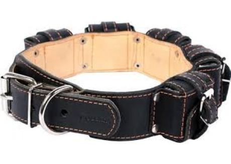 Ошейник с утяжелителями для собак Collar №1, черный (06631)