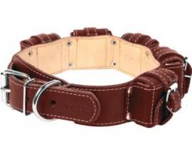 Ошейник с утяжелителями для собак Collar №1, коричневый (06636)
