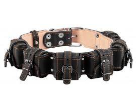 Ошейник с утяжелителями для собак Collar №2, черный (06641)