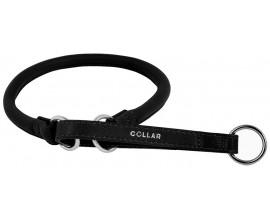 Ошейник-удавка для собак Collar SOFT, черный