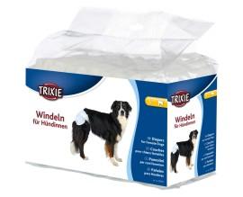 Памперсы для собак (сук) Trixie, 12 шт