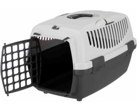 Переноска для собак и кошек Trixie Capri серая до 6 кг (39811)
