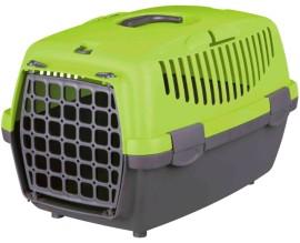 Переноска для собак и кошек Trixie Capri зеленая до 6 кг