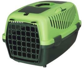 Переноска для собак и кошек Trixie Capri зеленая до 8 кг