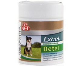 Пищевая добавка для собак 8in1 Excel Deter Coprophagia, 100 табл