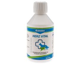 Препарат для сердечно-сосудистой системы у кошек и собак Canina Herz-Vital