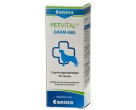 Пробиотик от проблем с пищеварением у собак Canina Petvital Darm-Gel, 30 мл