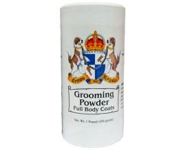 Пудра для собак Crown Royale Grooming Powder Full Body Coats, 450 гр