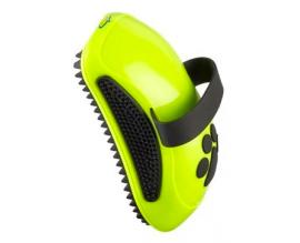 Расческа-щетка резиновая для собак и кошек FURminator (691036)