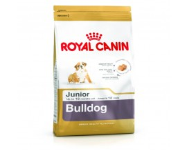 Сухой корм для щенков Royal Canin BULLDOG JUNIOR