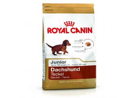 Сухой корм для щенков Royal Canin DACHSHUND JUNIOR 1,5 кг