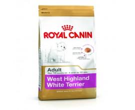 Сухой корм для собак Royal Canin WESTIE ADULT