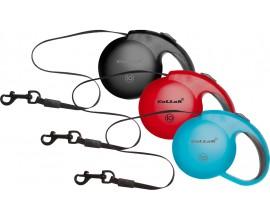 Рулетка для собак Collar Control ручка комфорт лента, 3 м/10 кг