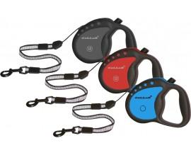 Рулетка для собак Collar Control ручка комфорт трос, 5 м/12 кг
