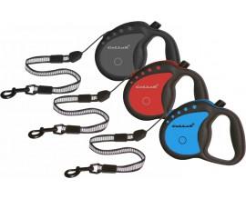 Рулетка для собак Collar Control ручка комфорт трос, 5 м/20 кг
