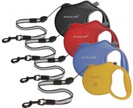 Рулетка для собак Collar Control трос, 5 м/50 кг