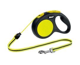 Рулетка для собак Flexi Neon (трос)