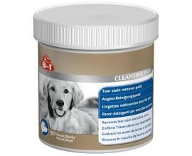 Салфетки для глаз собак 8in1 Tear Cleansing Pads, 90 шт (660408)
