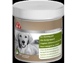 Салфетки для ушей собак 8in1 Ear Cleansing Pads, 90 шт (660407 /105619)