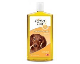 Шампунь для собак протеиновый, без слез 8in1, 947 мл