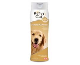 Шампунь для собак с экстрактом овсяной муки 8in1
