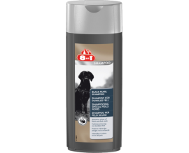 Шампунь для собак темных окрасов 8in1 Черная жемчужина