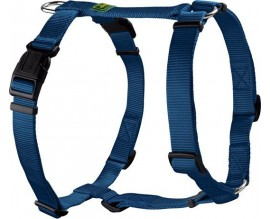 Шлея для собак Hunter Vario-Rapid нейлон темно-синяя