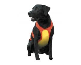 Сигнальный жилет для охотничьих собак Remington Chest Protector | средний