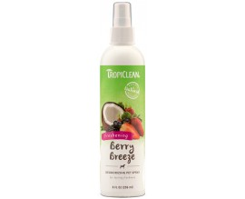 Спрей-дезодорант для кошек и собак TropiClean Berry Breeze, 236 мл