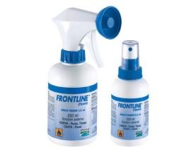 Спрей от блох и клещей для собак и кошек Frontline Spray