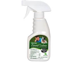 Спрей от блох, клещей и комаров для собак и щенков Sentry Natural Defense (22893)