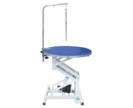 Стол для груминга круглый с электрическим подъемником Chunzhou N-105