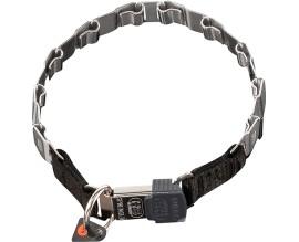 Строгий ошейник для собак Sprenger NECK-TECH FUN ClicLock нерж. сталь