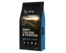Сухой корм для щенков Profine Puppy Chicken