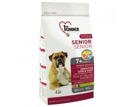 1st Choice Сухой корм для собак Senior Sensitive Skin and Coat All Breeds