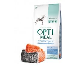 Корм для собак Optimeal Hypoallergenic Maxi с лососем 12 кг