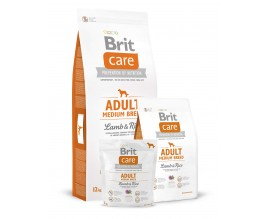 Корм для собак Brit Care Adult Medium Breed Lamb and Rice