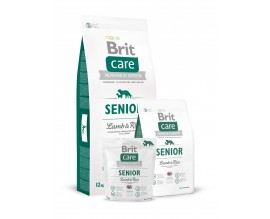 Корм для собак Brit Care Senior All Breed Lamb & Rice