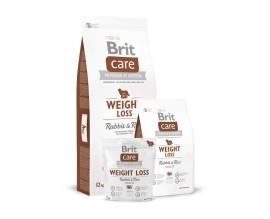 Сухой корм для собак Brit Care Weight Loss Rabbit