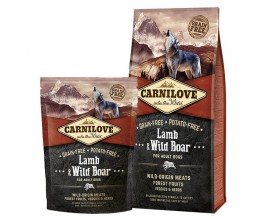 Сухой корм для собак Carnilove Lamb and Wild Boar