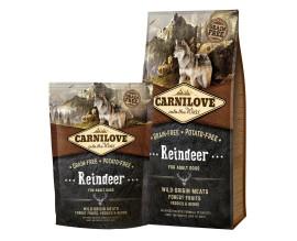 Сухой корм для собак Carnilove Raindeer