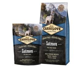 Сухой корм для собак Carnilove Salmon Adult