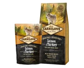 Сухой корм для собак Carnilove Salmon and Turkey Large Breed